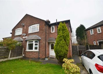 Thumbnail 3 bed semi-detached house to rent in Western Circle, Burnage, Manchester, Greater Manchester