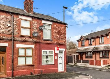 Thumbnail 2 bed end terrace house for sale in Cross Street, Warrington, Cheshire