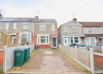 Thumbnail 2 bed end terrace house for sale in Morton Close, Coventry