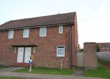 Thumbnail 2 bed semi-detached house for sale in Ash Lane, St. Athan, Barry