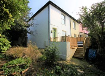 Thumbnail 2 bed end terrace house for sale in Western Terrace, Collins Road, Totnes