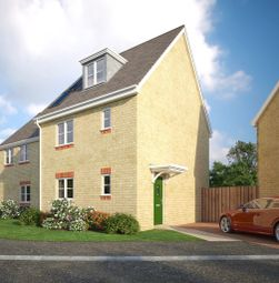 Thumbnail 4 bed town house for sale in Brybank Road, Haverhill