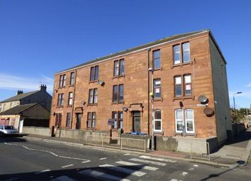 Thumbnail 2 bed flat for sale in Canal Street, Saltcoats