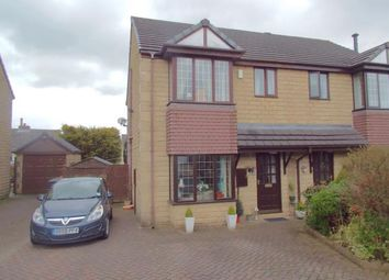 Thumbnail 3 bed semi-detached house for sale in The Meadows, Colne, Lancashire