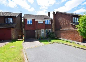 Thumbnail 4 bed detached house for sale in Cuckoo Drive, Heathfield, East Sussex