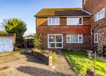 Thumbnail 2 bed flat for sale in Dunleary Close, Hounslow