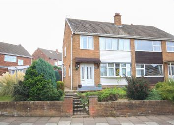 Thumbnail 3 bed semi-detached house for sale in Craigholme Crescent, Wheatley Hills, Doncaster