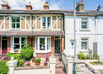 Thumbnail 3 bed end terrace house for sale in Speldhurst Road, Southborough, Tunbridge Wells