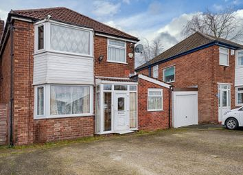 Thumbnail 4 bed detached house for sale in Heywood Road, Prestwich, Manchester