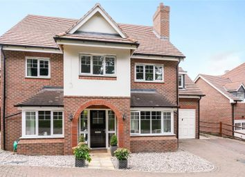 Thumbnail 5 bedroom detached house for sale in Soprano Way, Esher, Surrey