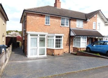 Thumbnail 3 bed end terrace house for sale in Greenaleigh Road, Maypole, Birmingham