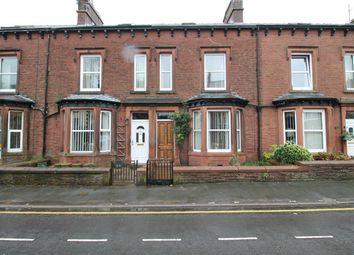 Thumbnail 4 bed terraced house for sale in 11 Alexandra Road, Penrith, Cumbria