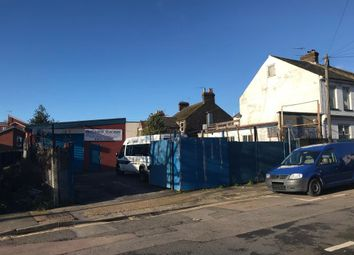 Thumbnail Commercial property for sale in Watsons Garage 58-64 Grove Road, Strood, Rochester, Kent
