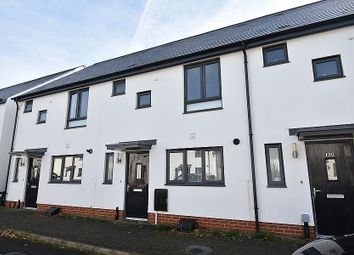 3 bed terraced house for sale in Milbury Farm Meadow, Exminster, Exeter EX6