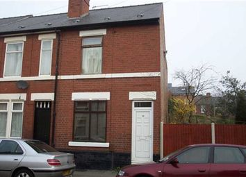 Thumbnail 2 bed end terrace house to rent in Stables Street, Derby