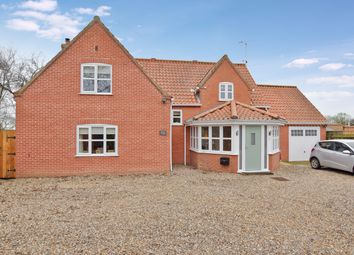 Thumbnail 3 bed detached house for sale in The Green, Thorpe Market, Norfolk