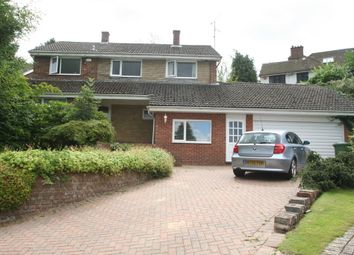 Thumbnail 5 bed detached house for sale in Wallace Close, Tunbridge Wells