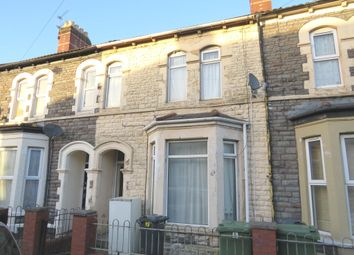 Thumbnail 3 bed terraced house for sale in Craddock Street, Riverside, Cardiff