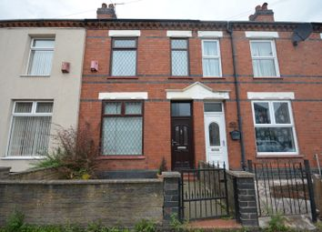 Thumbnail 2 bedroom terraced house for sale in Minshull New Road, Crewe