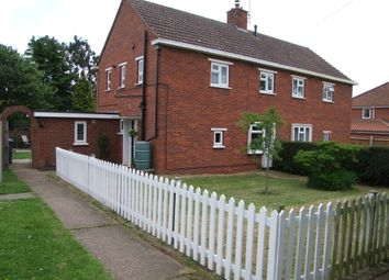 Thumbnail 3 bedroom semi-detached house for sale in West View, Kelsale, Saxmundham