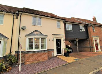 Thumbnail 3 bed semi-detached house for sale in Wren Close, Stanway, Colchester