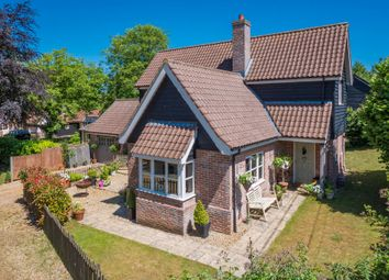 Thumbnail 4 bed detached house for sale in Finningham, Stowmarket, Suffolk