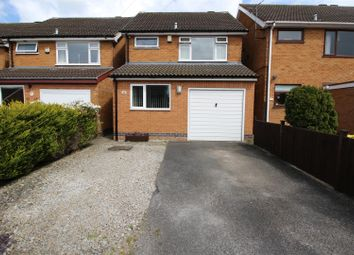 Thumbnail 3 bed detached house for sale in Mackinley Avenue, Stapleford, Nottingham