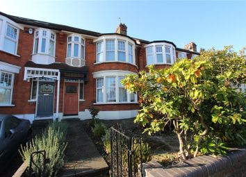 Thumbnail 3 bed terraced house to rent in Bourne Hill, Palmers Green, London