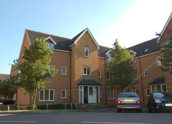 Thumbnail 1 bedroom flat to rent in Redoubt Close, Hitchin