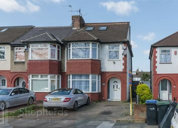 Thumbnail 4 bed semi-detached house for sale in Great Cambridge Road, Enfield, Greater London