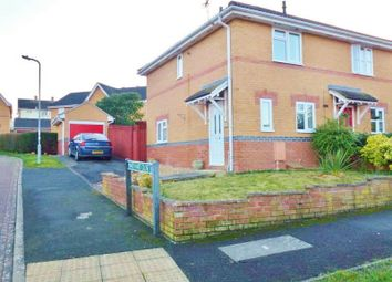 Thumbnail 2 bed semi-detached house to rent in Mary Hart Close, Street
