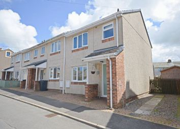 Thumbnail 3 bedroom end terrace house for sale in Martin Way, Lindow Street, Frizington