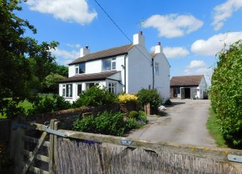Thumbnail 4 bed detached house for sale in Sea Road, Chapel St. Leonards, Skegness