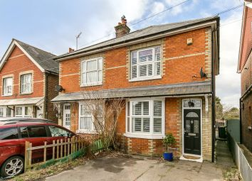 Thumbnail 3 bed semi-detached house for sale in Meath Green Lane, Horley, Surrey