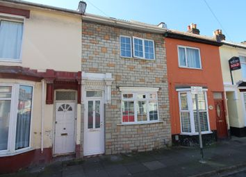 Thumbnail 2 bedroom terraced house to rent in Knox Road, Portsmouth