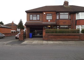 Thumbnail 5 bed semi-detached house to rent in Audenshaw, Manchester