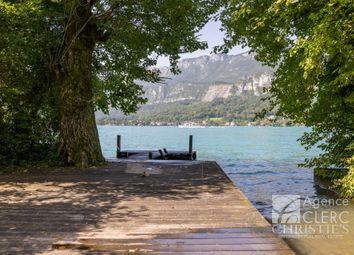 Thumbnail Finca for sale in Talloires-Montmin, 74290, France