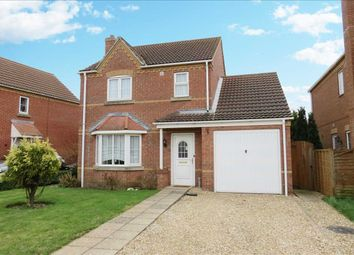 Thumbnail 3 bed detached house for sale in Shire Close, Billinghay, Lincoln