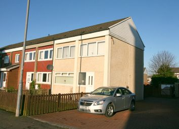 Thumbnail 3 bed end terrace house for sale in Maxton Crescent, Coltnes, Wishaw