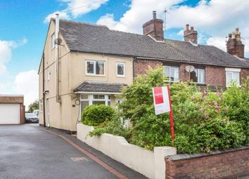 Thumbnail 3 bed end terrace house for sale in Church Street, Audley, Stoke-On-Trent, Staffordshire