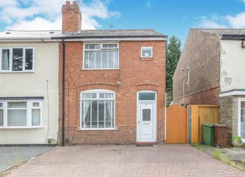 2 bed semi-detached house for sale in Penhallow Drive, Parkfields, Wolverhampton, West Midlands WV4