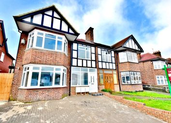Thumbnail 3 bed flat for sale in Hendon Way, London, London