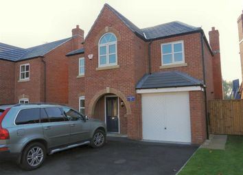 Thumbnail 4 bed detached house to rent in Milford Street, Mold, Flintshire
