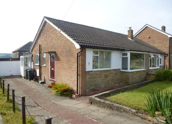 Thumbnail 2 bed bungalow to rent in Fern Avenue, Meltham, Holmfirth