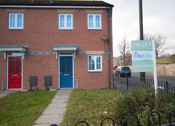 Thumbnail 2 bed end terrace house to rent in Hartoft Square, Hartlepool