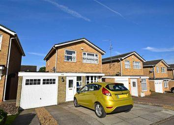 Thumbnail 3 bed detached house for sale in Obelisk Rise, Kingsthorpe, Northampton