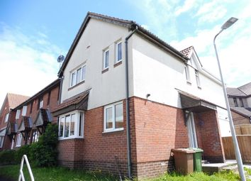 Thumbnail 2 bed end terrace house for sale in Hosford Close, Plymstock, Plymouth