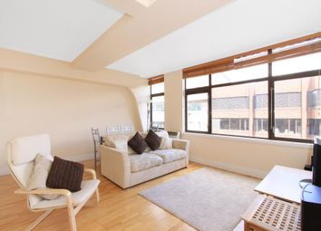Thumbnail 1 bed flat to rent in One Prescot Street, Aldgate East, London