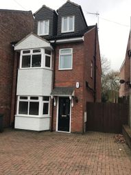Thumbnail 5 bed detached house to rent in Hinkley Road, Leicester