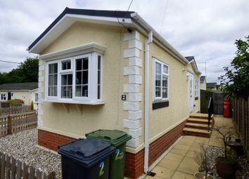 Thumbnail 1 bed mobile/park home for sale in Third Avenue, Ravenswing Park, Aldermaston, Reading